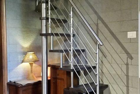 Scale circolari a chiocciola installazione e progettazione for Scala a chiocciola di 5 piedi